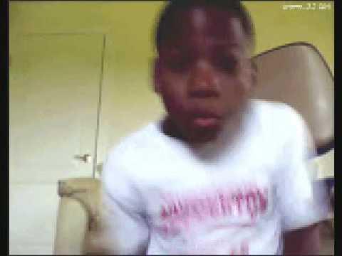 Black Kid Awkward