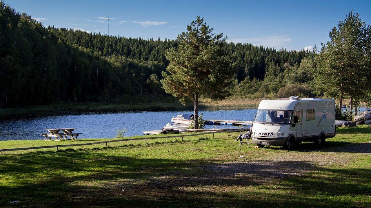 Mit dem Wohnmobil nach Schweden - inkl. GPS Koordinaten - September 9  (Teil 9/9)