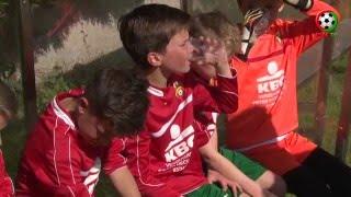 LAVA-finale U9: KFC Antonia - KFCE Zoersel