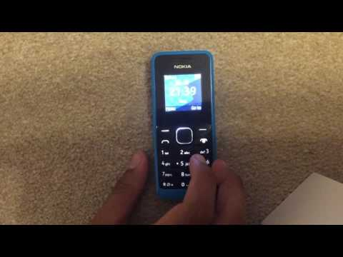 Nokia 105 ringtones