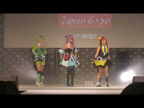 related image - Japan Expo Sud 2017 - Concours Cosplay Vendredi - 14 - Macross Delta