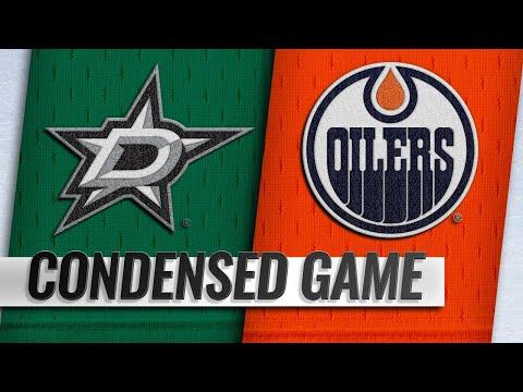 11/27/18 Condensed Game: Stars @ Oilers