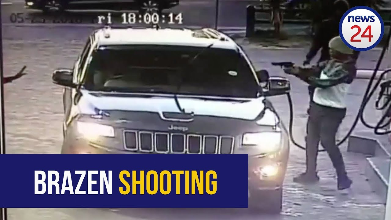Volvo Dealer Delft Watch Brazen Shooting At Caltex Garage In Delft News24