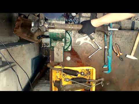 Mazda 3 ремонт рейки