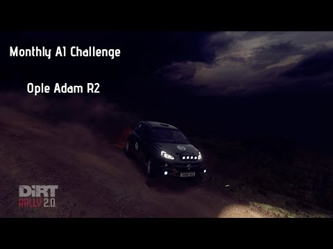 DiRT Rally 2.0 Monthly Ai Challenge, Opal Adam R2