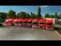 Comboio Oficial RED ROAD ® de Paris (F) para Bern (CH) p3 - ETS2