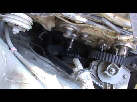 Как поменять помпу на 16 клапанном двигателе ВАЗ 2112