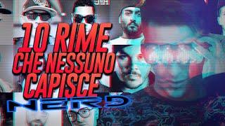 10 RIME CHE NESSUNO CAPISCE #5 ''Nerd Edition''