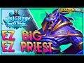 Ez Big Ez Priest - Combo Summon Priest Deck Tech 🌟 HEARTHSTONE  | Frozen Throne Legend