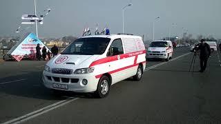 Станции «Скорой помощи» Согда получили 30 новых машин