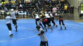 Monumental Mayhem Regionals, 2011: Brew City v. Chicago Outfit 4
