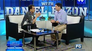 Get It Straight with Daniel  Razon - Mr. Edu Manzano
