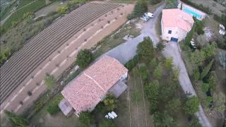 domaine de beauregard drone4