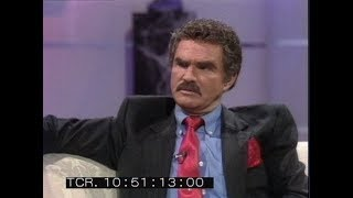 Burt Reynolds interview | Des O'Connor | 1993