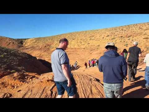 Day 3: Desert SW Trip : Flagstaff to Las Vegas