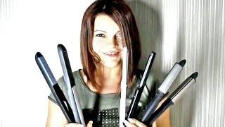 видео Купить щипцы для завивки волос профессиональные купить недорого