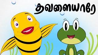 Baixar Thathi Thathi | Frog Song | Chutti Kutties Tamil Rhymes For Kids