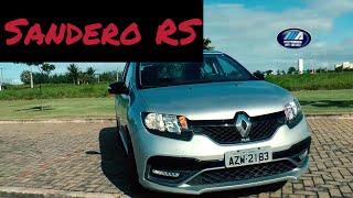 Test Drive Renault Sandero RS