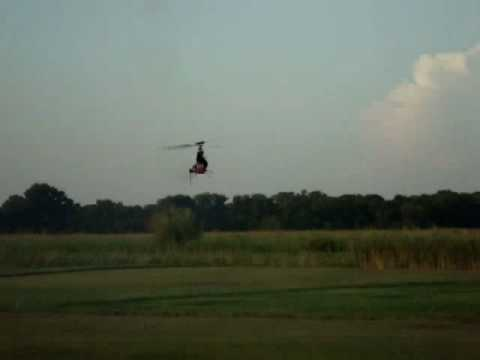 Nader Itani flying the Vibe 50