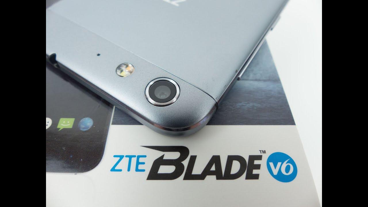 49bbd4f88 Test ZTE Blade V6