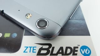 ZTE Blade V6 hands on