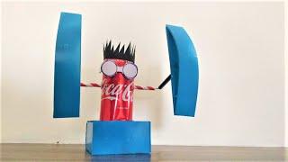 Coca Cola walking Robot using …