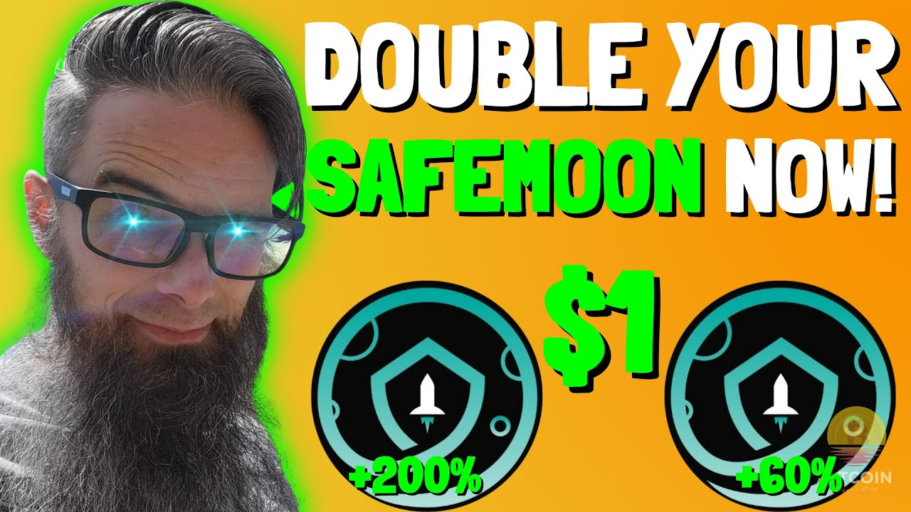 DEVELOPERS OF SAFEMOON JUST RELEASED THIS INFO!! DOUBLE YOUR SAFEMOON | SAFEMOON NEWS TODAY