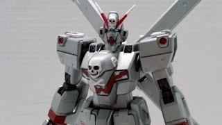 Master Grade Crossbone Gundam X-0 GHOST custom Review