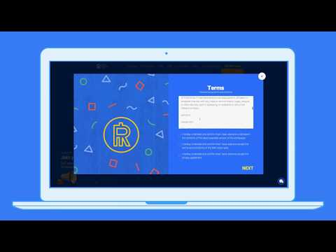 How to participate in the RAC token presale