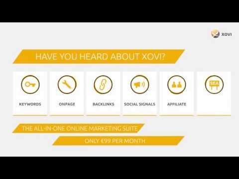 Xovi Test Video