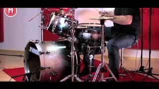 Video-Test: Sonor Ascent Drums