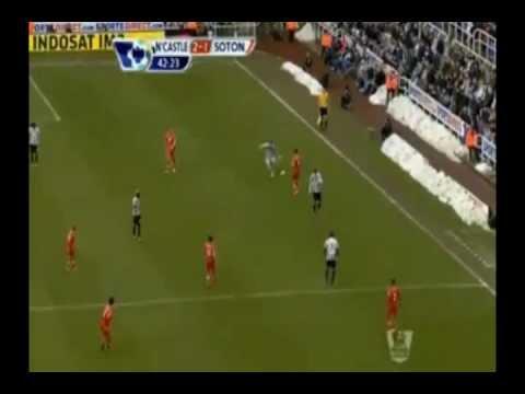 Papiss Cissé AMAZING GOAL vs Southampton