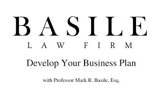 Develop Your Business Plans