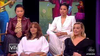 Birds of Prey Cast on Doing Their Own Stunts and How the Industry's Evolved | The View