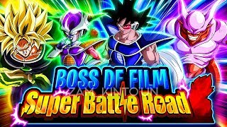 Facile ! BattleRoad Boss de Film ! Janemba et Golden MVP !!! - Dokkan Battle