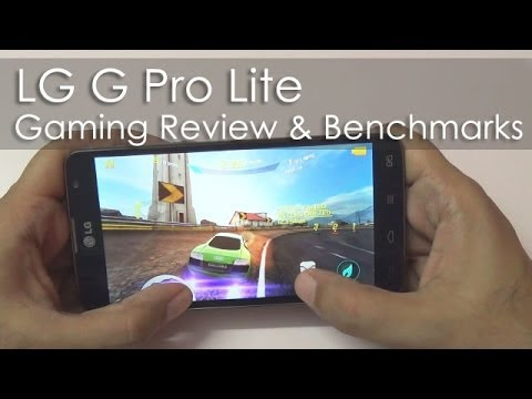 LG G Pro Lite Gaming Review & Benchmarks