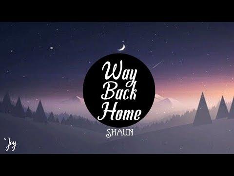 Way Back Home (집으로 가는 길) - Shaun