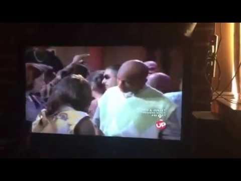 Moesha TV Series: Dinner Party Scene