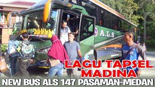 Download lagu PART.03 [LAGU MANDAILING PALING SYAHDU] BERSAMA NEW BUS ALS 147 UJUNG GADING - MEDAN