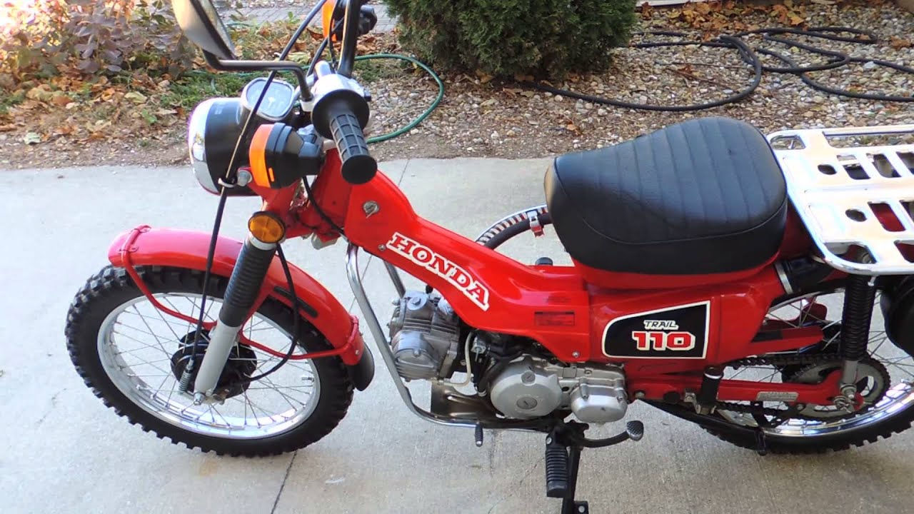Clutch Schematic 83 Honda Ct 110 Electrical Wiring Diagrams Ct110 Trail Bike Diagram 1986 Super Shape Freshly Serviced Ready To Go Only 656