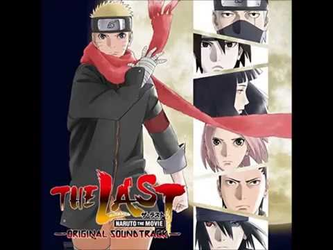 The Last: Naruto the Movie ost - 36 - The Last