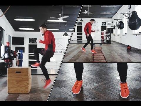 #11 Praca Nóg W Boksie I Innych Sztukach Walki | Poruszanie Się Po Ringu | Mma, Muay Thai