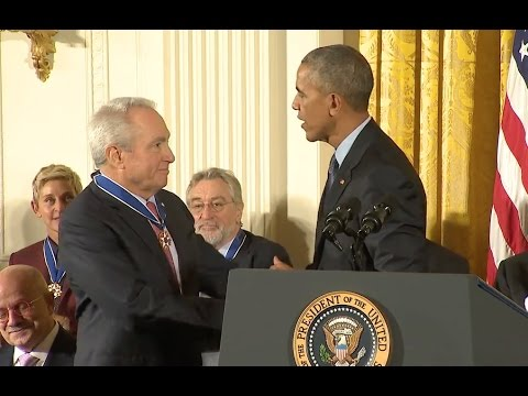 Lorne Michaels Awarded Medal Of Freedom