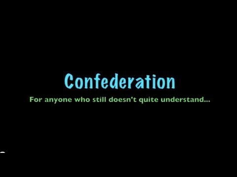 reasons for canadian confederation essay Essays related to reasons for confederation 1 canadian confederation in all of their lower canada was fearful of confederation for a few reasons.