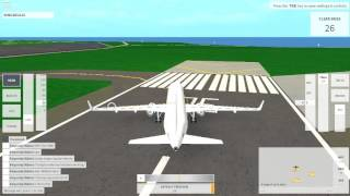 Roblox | Velocity Flight Simulator | Landed it !
