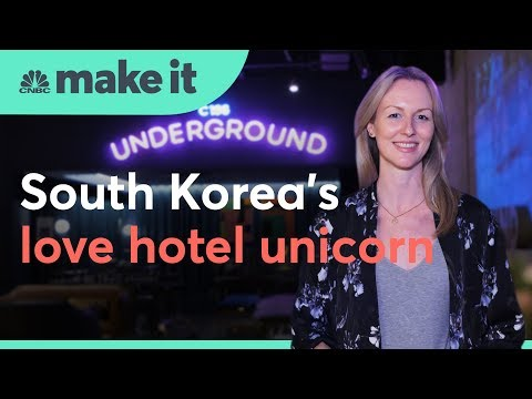The Rise Of The Love Hotel — Korea's Latest $1 Billion Business | Make It International