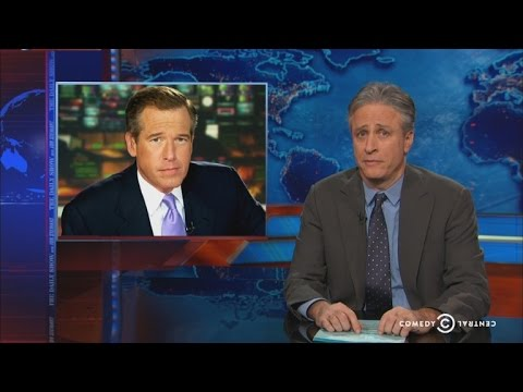 Jon Stewart, Bill O'Reilly Take on the Brian Williams Scandal