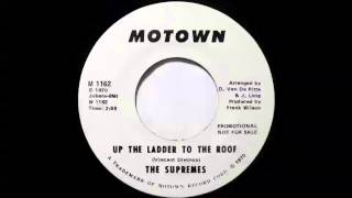 The Supremes - Up The Ladder To The Roof 45 rpm!