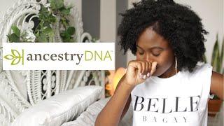 MY ANCESTRY DNA RESULTS GOT ME SHOOK! | JASMINE ROSE