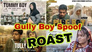 Gully Boy Spoof Roast || Spoof Roast || Roast